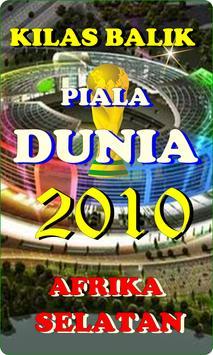 SEJARAH PIALA DUNIA 2010 poster