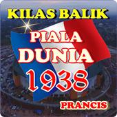 SEJARAH PIALA DUNIA 1938 icon