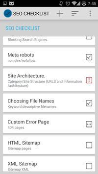 seo checklist apk download free business app for android apkpure com