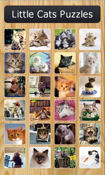 Little Cats Puzzles poster