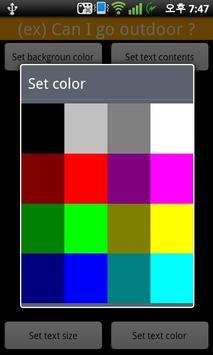 Make CheckList Lite apk screenshot