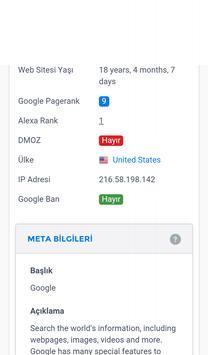 SEO Site Analizi apk screenshot