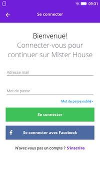 Mister House poster