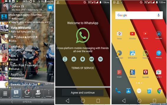 Whats Transparent App apk screenshot