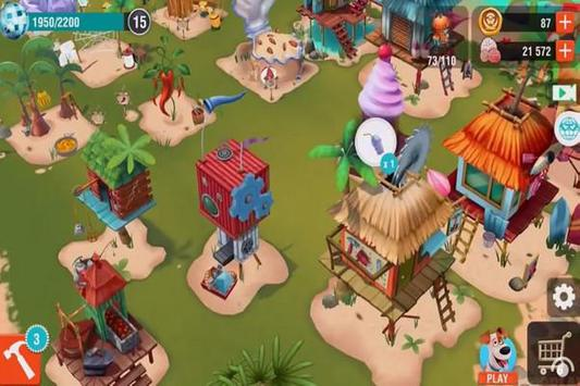 Game Minion Paradise Latest Tutorial apk screenshot