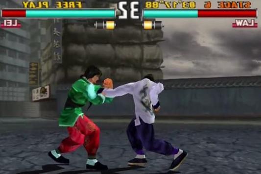Game Tekken 3 Latest Tips screenshot 5