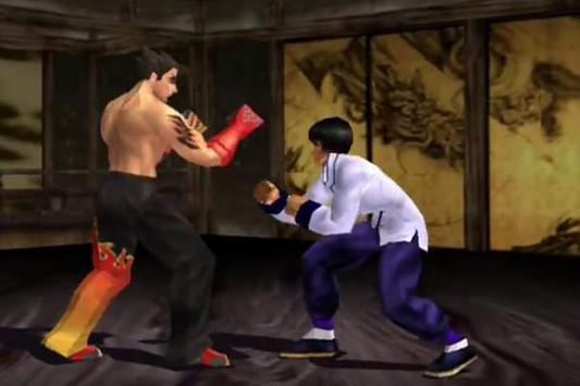 Game Tekken 3 Latest Tips poster