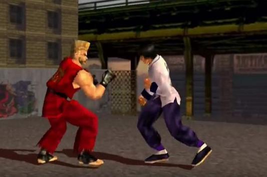 Game Tekken 3 Latest Tips screenshot 1