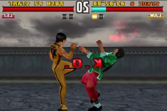 Game Tekken 3 Latest Tips screenshot 2