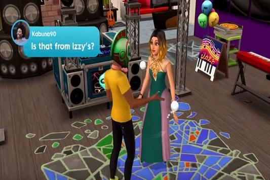 Game The Sims Mobile Latest Guide screenshot 3