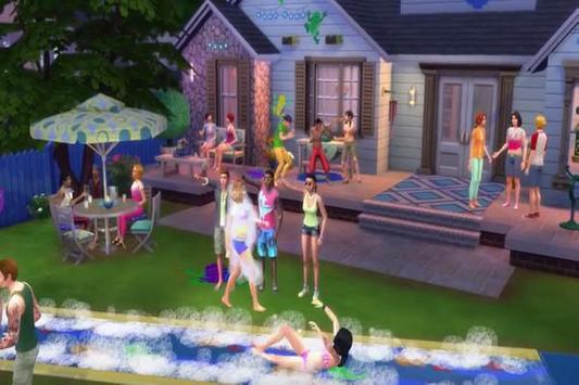 Game The Sims 4 Latest Tutorial screenshot 2
