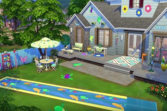 Game The Sims 4 Latest Tutorial screenshot 3