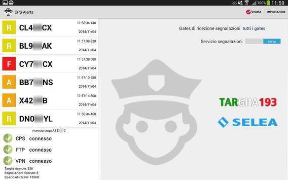 Selea App 193 - Targha193 apk screenshot