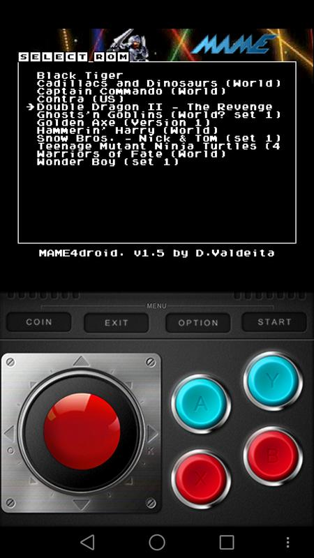 Mame4all Android Apk Baixar Gr 225 Tis Arcade Jogo Para