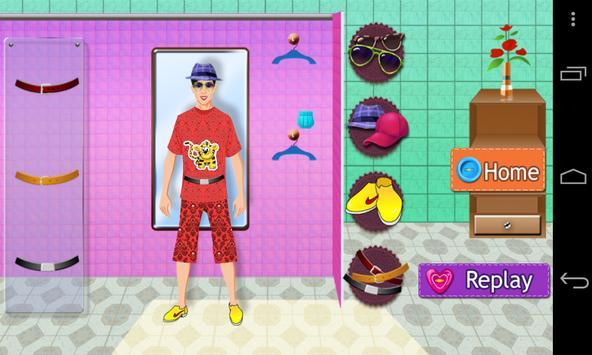 Selena's Fashion Dress Design apk screenshot