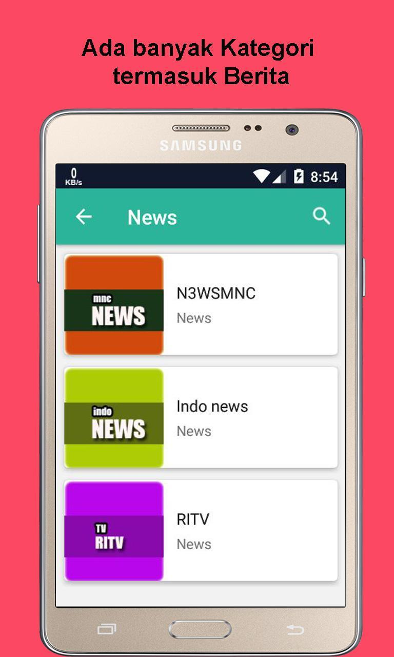 layar tv streaming for Android - APK Download