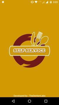 SelfService poster