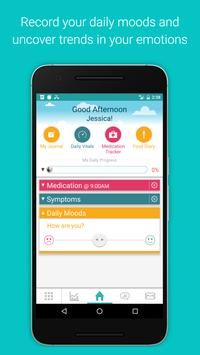 Melanoma Health Storylines apk screenshot