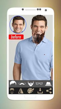 Short Beard Styles 2019 poster