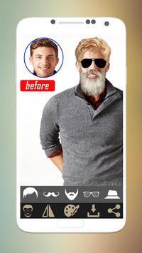 Short Beard Styles 2019 screenshot 1
