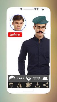 Short Beard Styles 2017 apk screenshot