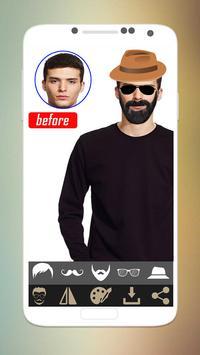 Short Beard Styles 2019 screenshot 3