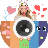 Selfie Genic Candy Camera icon