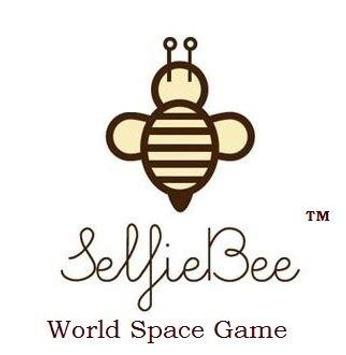 SelfieBee World Space Game poster