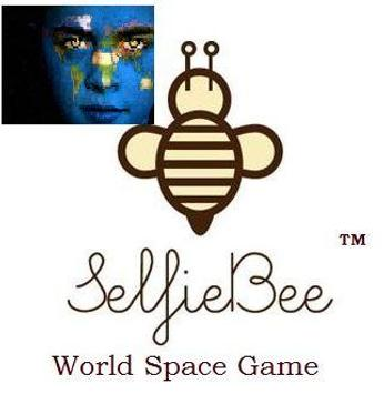 SelfieBee World Space Game apk screenshot