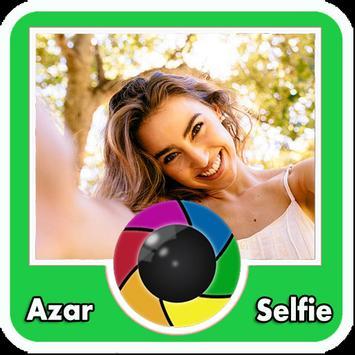 selfie for azar poster