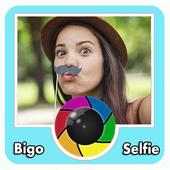 selfie for bigo live icon