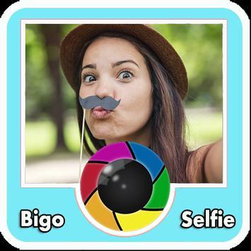 selfie for bigo live poster