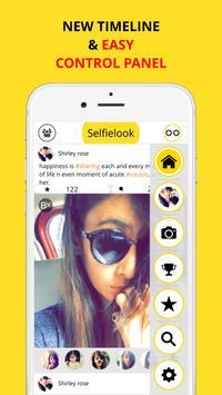 Selfielook - Selfies Everywhere poster