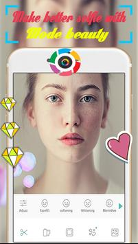 Candy Selfie - Sweet Camera HD poster