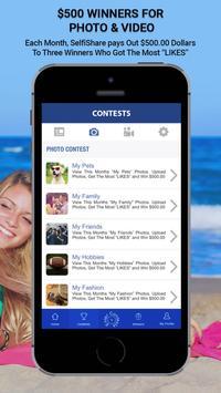 SelfieShare apk screenshot