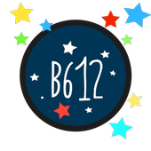 Selfie B612 Camera icon