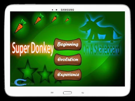 Super Donkey On A Skateboard screenshot 13
