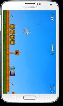 Super Donkey On A Skateboard screenshot 3