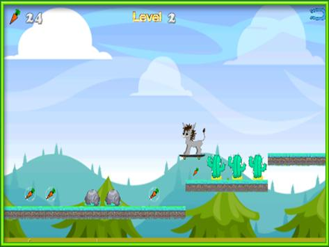My Little Pony On A Magic Skateboard Pony Castle apk screenshot