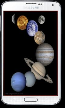 Planets Matching - Astronomy poster