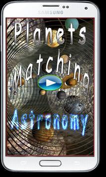 Planets Matching - Astronomy apk screenshot