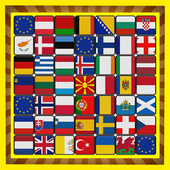 World Flags Memory Match icon