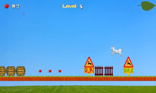 Adventurer Sheep Farm Running apk screenshot
