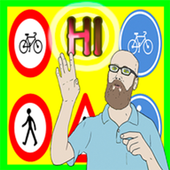 Smart Traffic Signs Matching icon