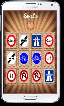 Smart Traffic Signs Matching screenshot 1