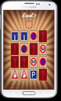 Road Signs Symbols Matching apk screenshot