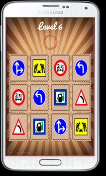 Road - Traffic Signs Matching screenshot 5
