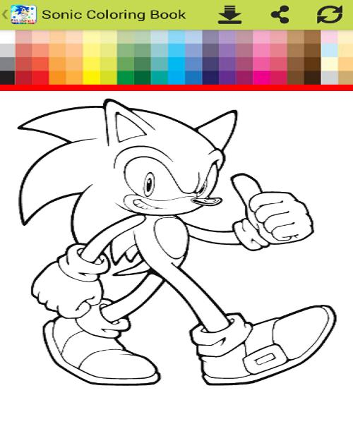 Chao Colouring Pages : Sonic Team : Free Download, Borrow, and ...   601x500