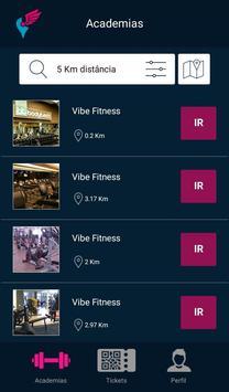 Liberty Fitness apk screenshot