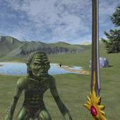 Fantasy Worldcraft: FPS RPG Crafting Mobile Game icon